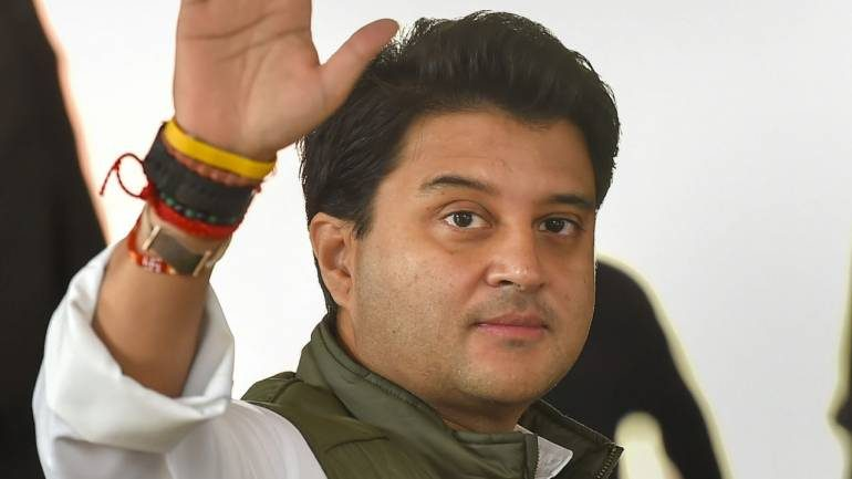 Scindia's exit shows ongoing battle for identity in Congress