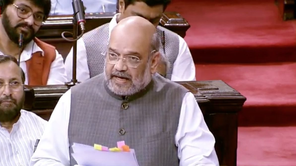 No provision to mark Doubtful in NPR: Amit Shah