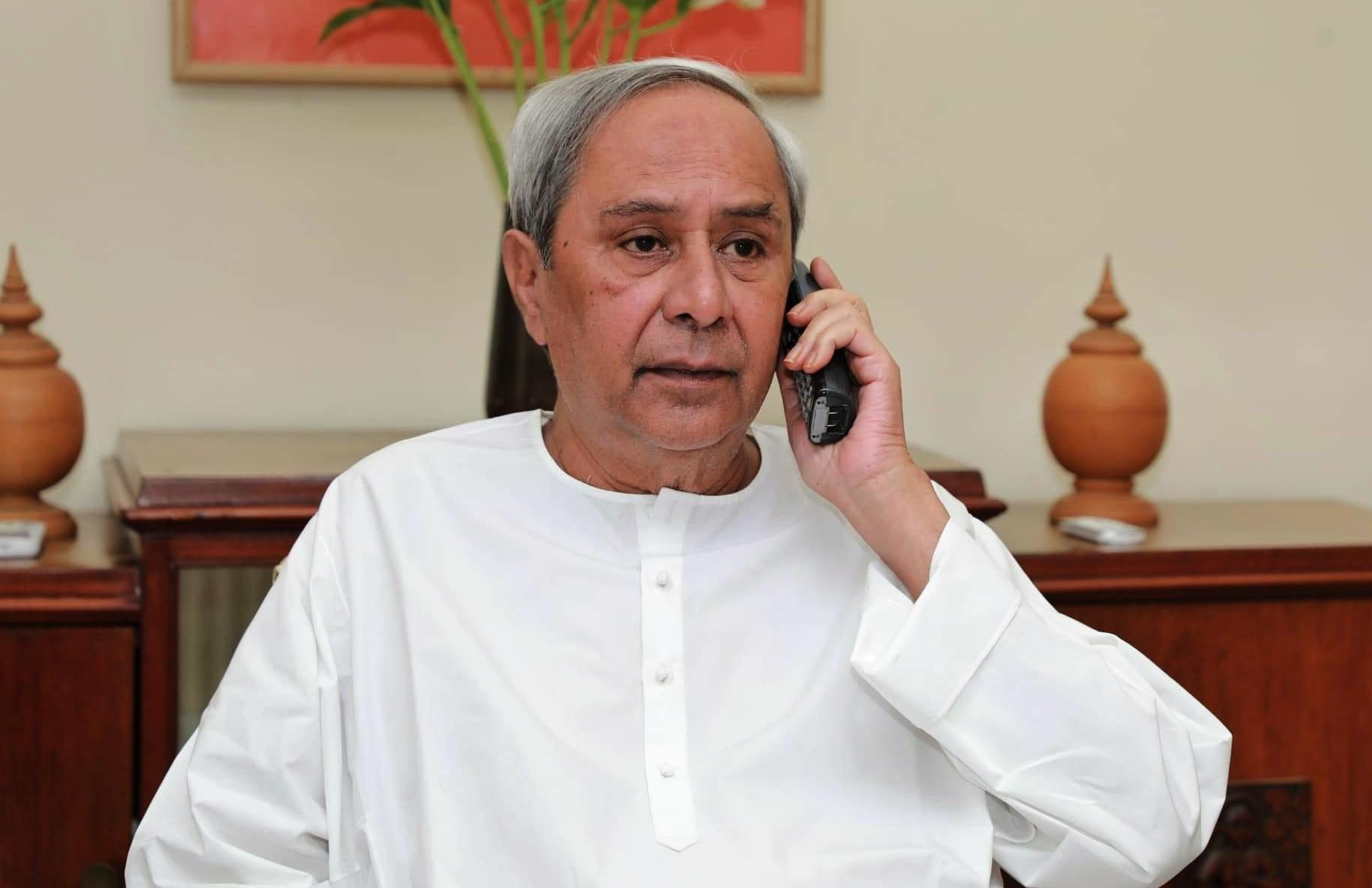 Naveen urges all CMs to assist Odias stranded due to lockdown