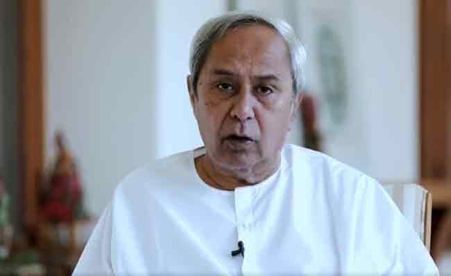 Naveen launches 'Mo Jeeban'  programme, urges people to stay at home