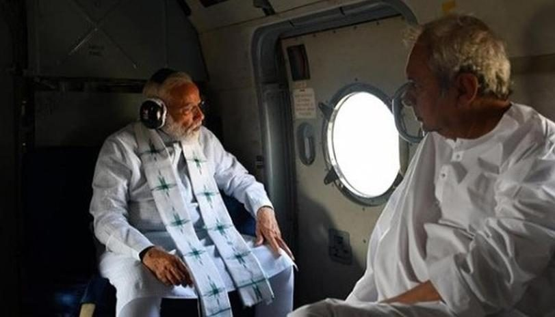 PM lauds Odisha's efforts, announces Rs 500 crore cyclone relief package