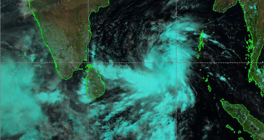 Cyclone Amphan brewing over Bay, four North Odisha dists put on alert