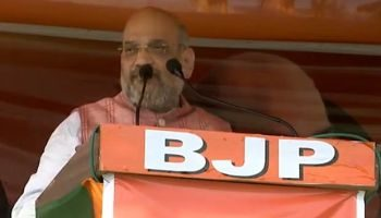 Bengal has lagged in development, give BJP a chance: Shah