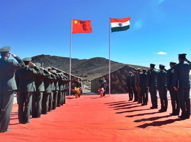 Indian, Chinese military hold talks to resolve border issue