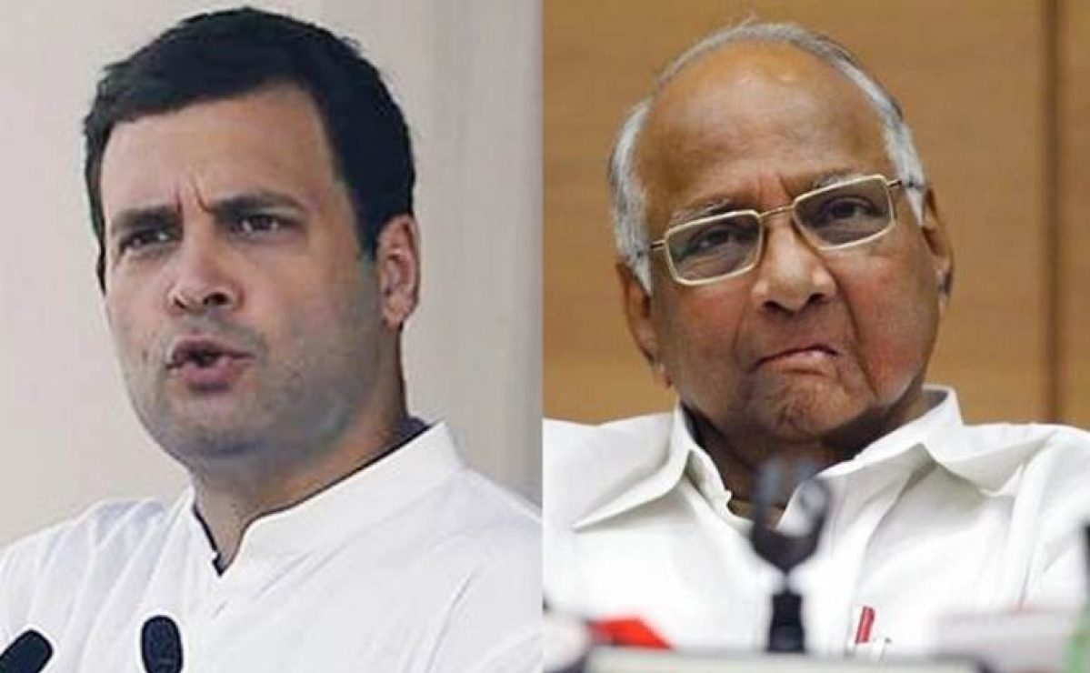 Don't politicise national security issues: Pawar chides Rahul