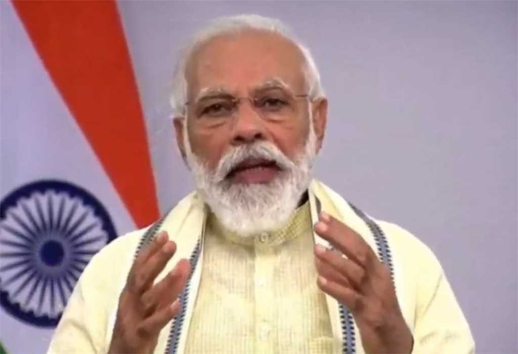 PM extends free ration scheme till Nov, says 80 crore people will benefit