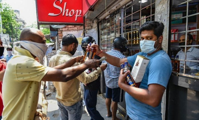 Odisha allows sale of liquor from counter from Wednesday