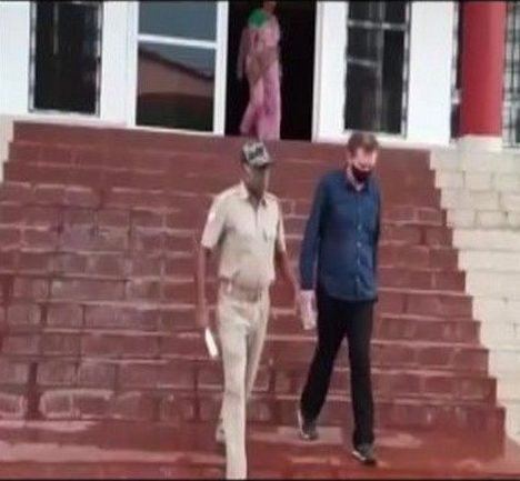Britisher arrested for sexually abusing minor