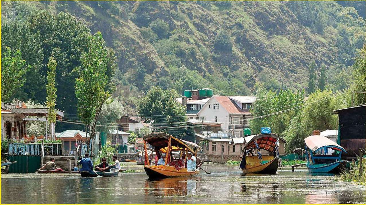 End of 'unrealistic expectations' in Kashmir