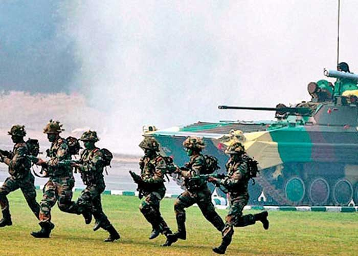 India opts out from Russian military exercise where China, Pak are participating