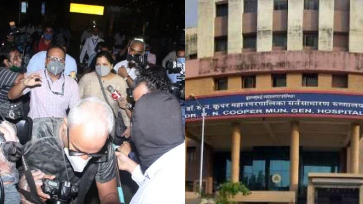 CBI to Cooper Hospital doctors: Why no time of death in SSR autopsy report?
