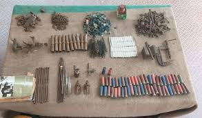 Arms manufacturing unit of Maoists busted in Malkangiri