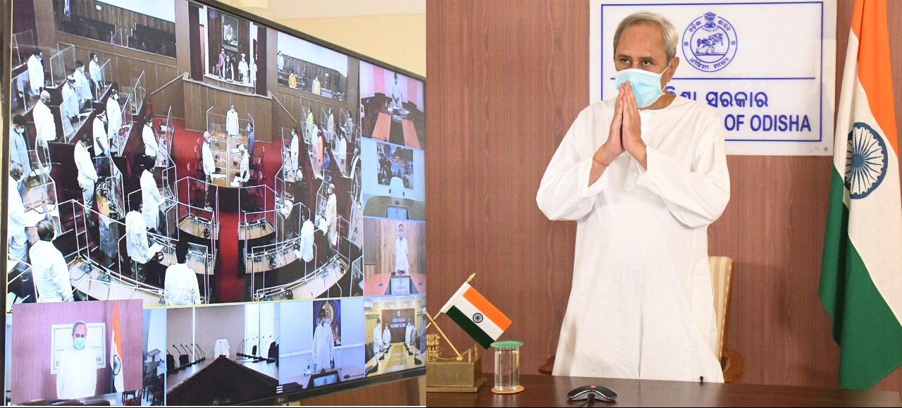 Odisha Assembly's Monsoon Session gets underway, several members take digital route to participate