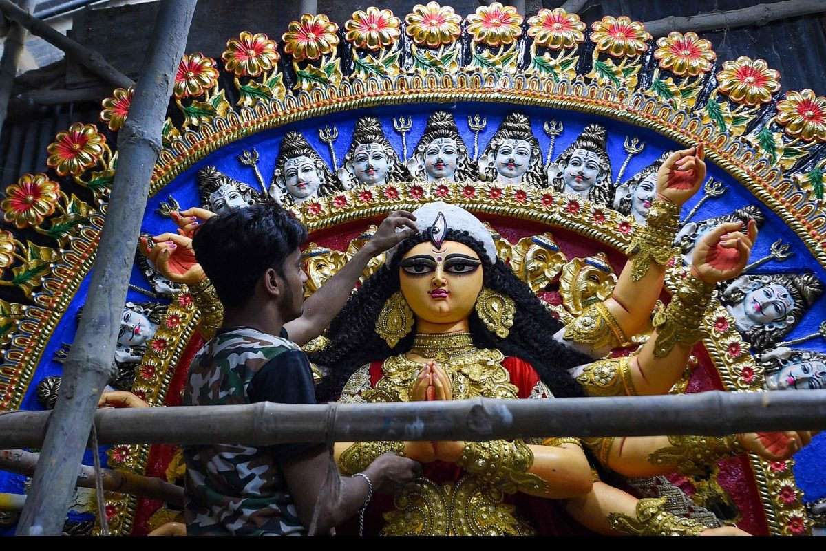 Police to take final decision on idol height at Durga Puja pandals: Orissa HC