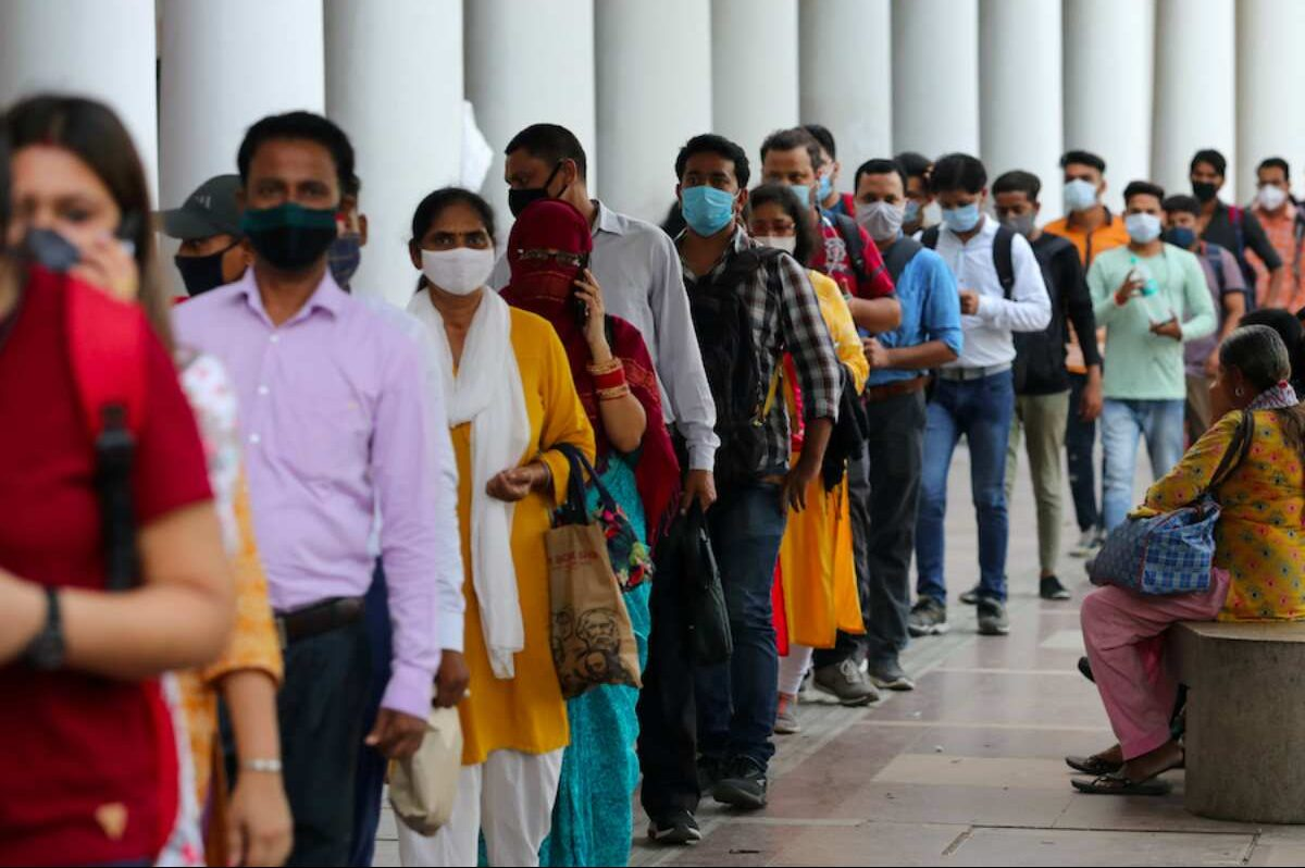 India's Covid tally surges over 80L, Delhi also sees spike