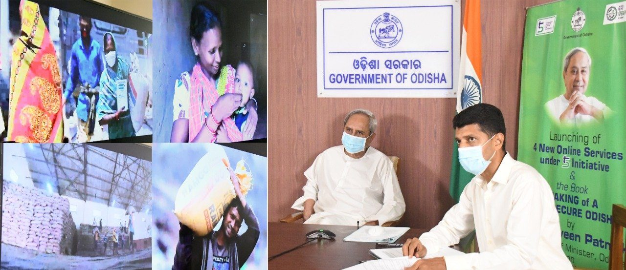 3.5 cr people to benefit as Odisha's Food dept goes online