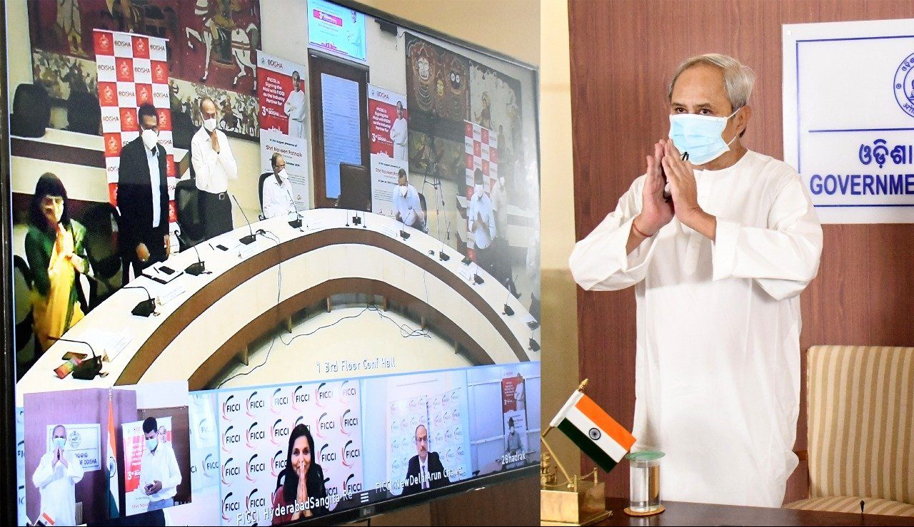 FICCI to be national industry partner of 3rd 'Make in Odisha' conclave