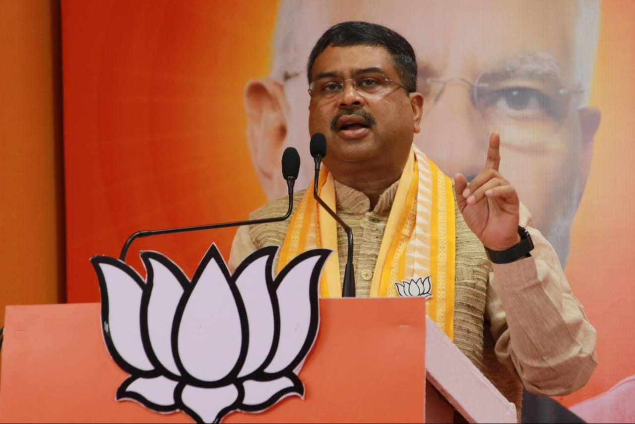 Healthcare services in Odisha in a shambles: Pradhan