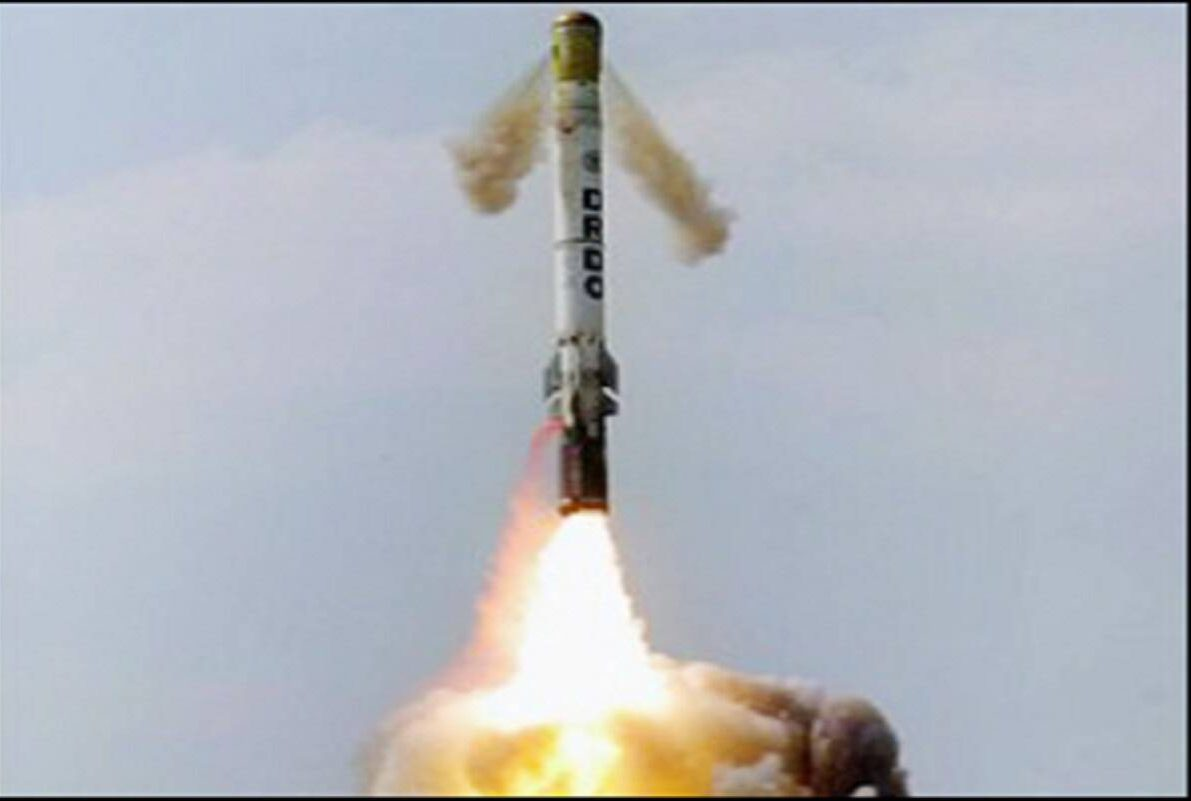 India test-fires nuclear-capable 'Shaurya' missile