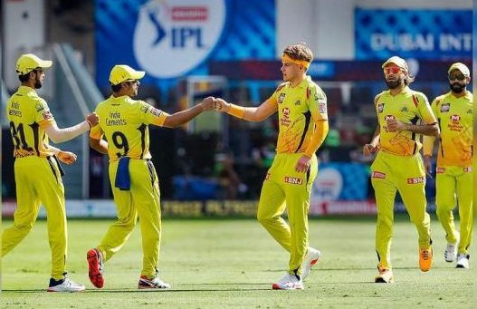 KKR lose to CSK, chances of qualifying for playoffs recede ...