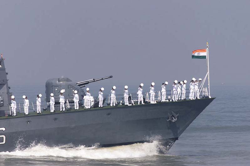 Countering China's strategy to stunt India's maritime growth