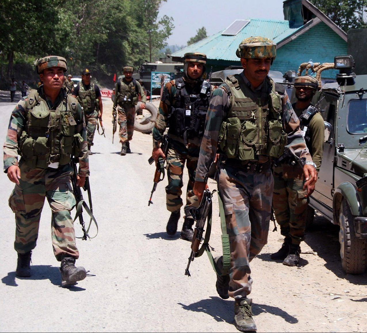 No pinpoint strikes carried out at terror launchpads in PoK: Army