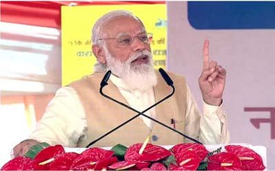 PM accuses Oppn of misleading farmers and 'playing tricks'