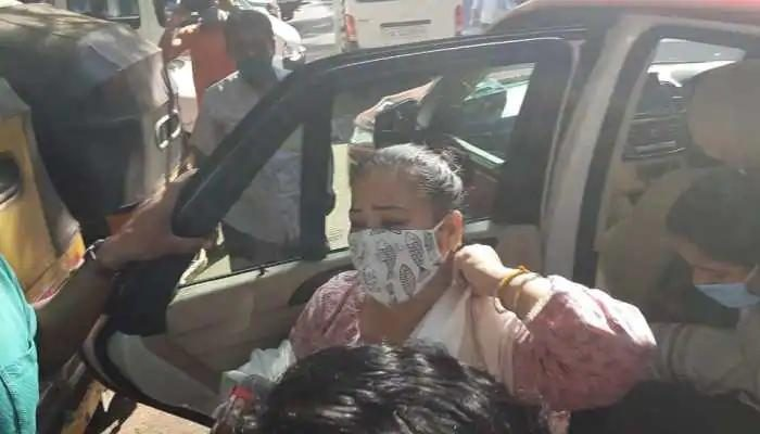 NCB nabs comedian Bharti Singh, marijuana found at home
