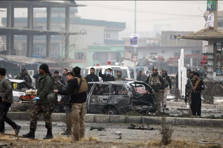 9 killed in Kabul explosion