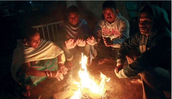 Phulbani coldest place in State at 5.5 degrees Celsius