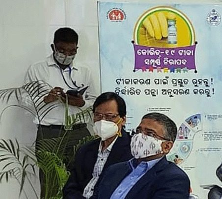 Odisha plans more session sites for COVID-19 vaccination