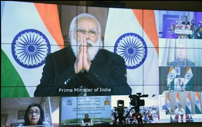 Today's Indian start-ups are tomorrow's MNCs: PM