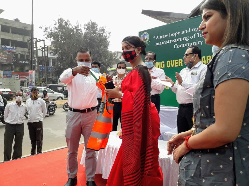 Transgenders to collect parking fee in Bhubaneswar