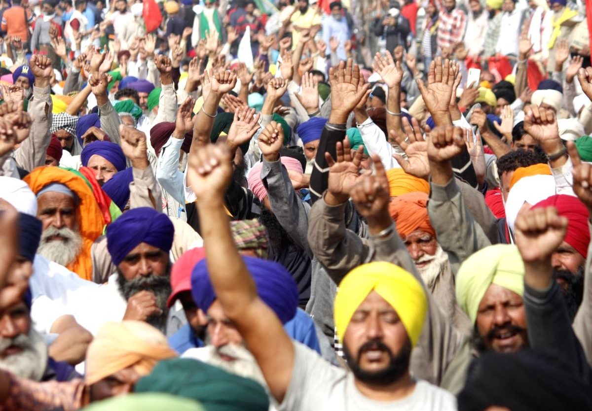 Farmers' body rejects Govt proposal to suspend farm laws