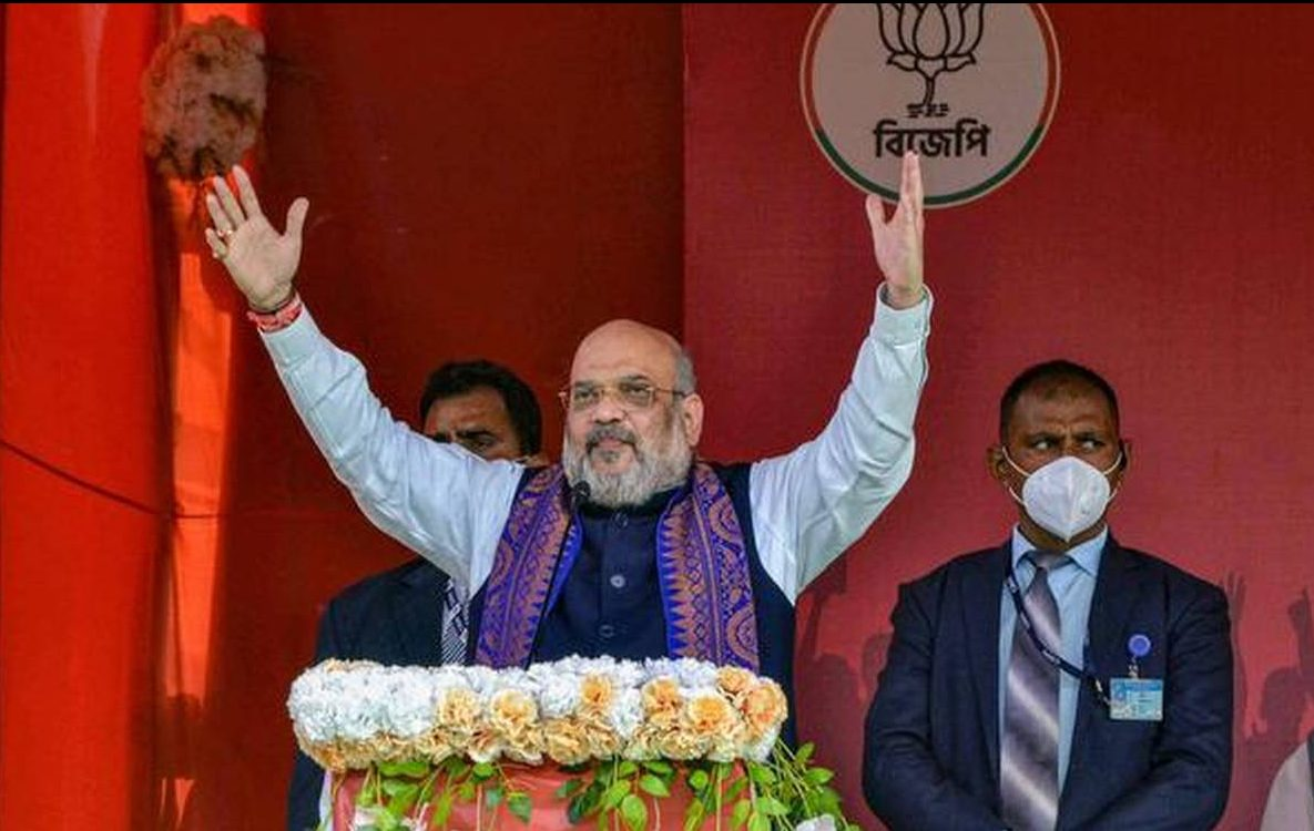 CAA will be implemented after COVID vaccination ends: Amit Shah