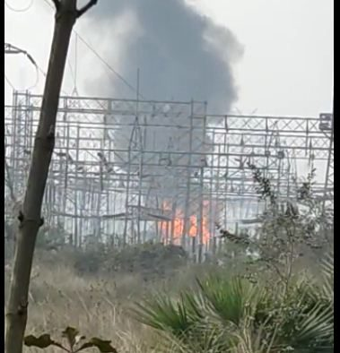 Fire breaks out at OPTCL grid substation, no casualties