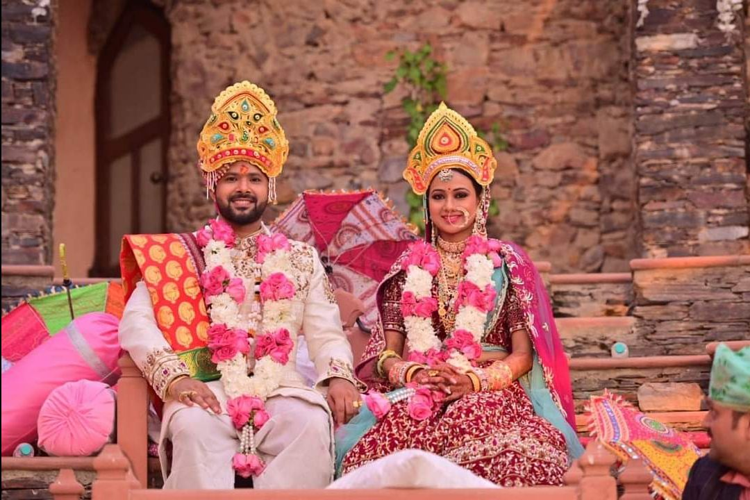 Sabyasachi ties the knot with Archita