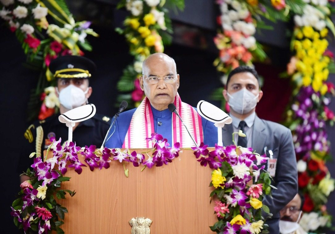 Prez calls for greater role of women in science and technology