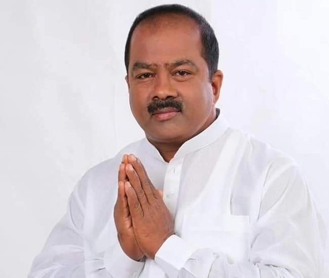 Pipili by-poll: Cong candidate Ajit Mangaraj tests positive for Covid-19
