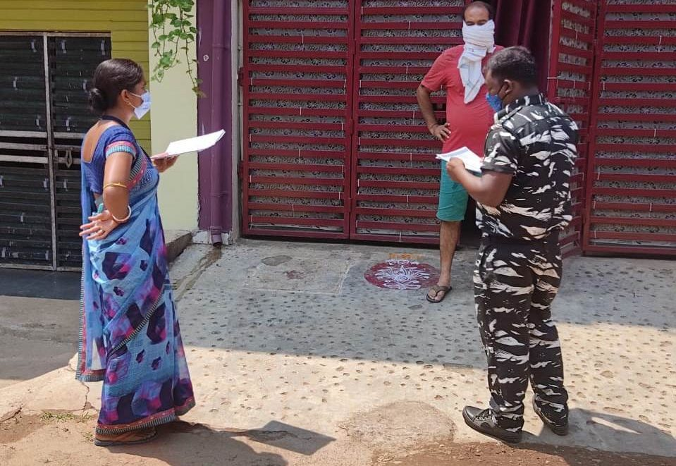 Odisha reports 12,238 new Covid cases, positivity rate at record high of 24.09 per cent
