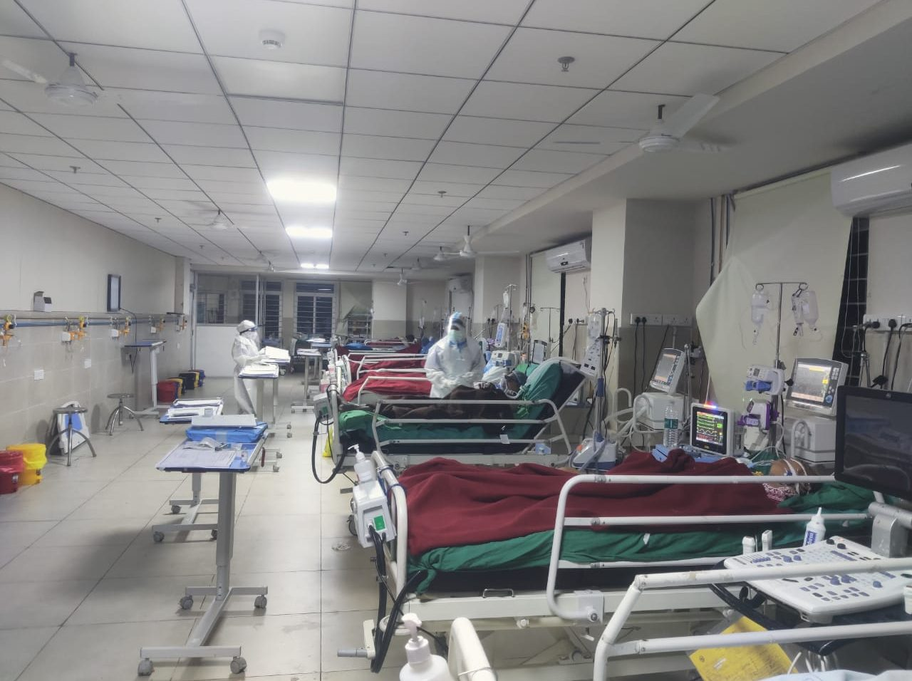 Odisha logs highest one-day spike of 12,390 Covid cases, 22 more fatalities