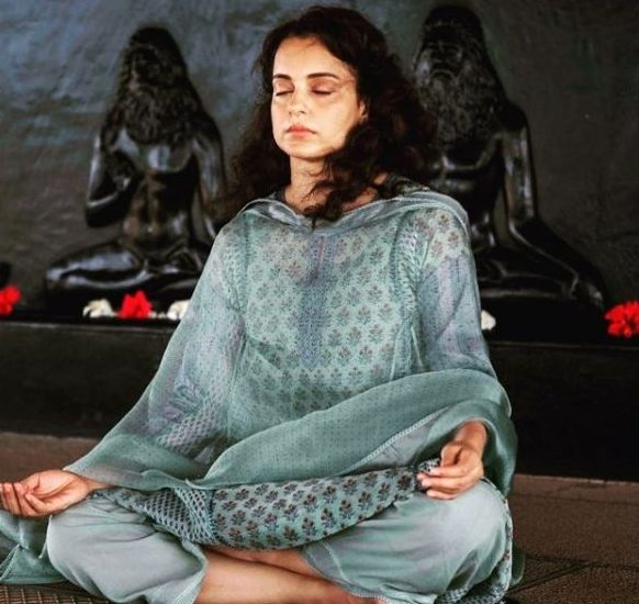 Kangana tests Covid positive, says it's 'small time flu'