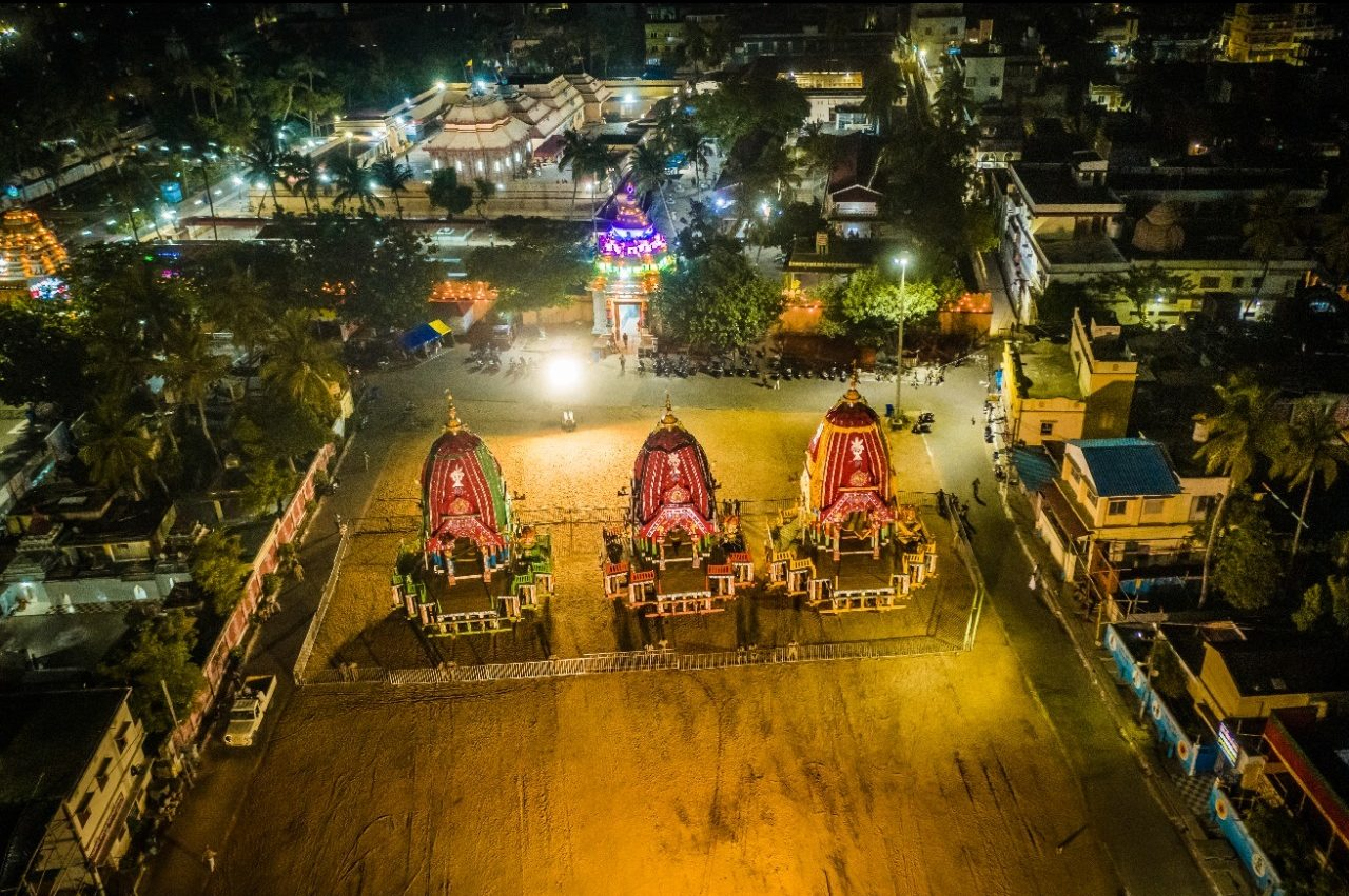 15 persons booked for breaching security cordon during Rath Yatra