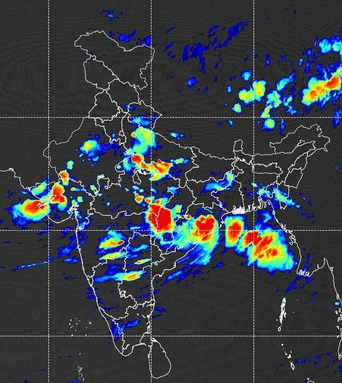 3 dead, lakhs hit by depression-triggered rain in Odisha