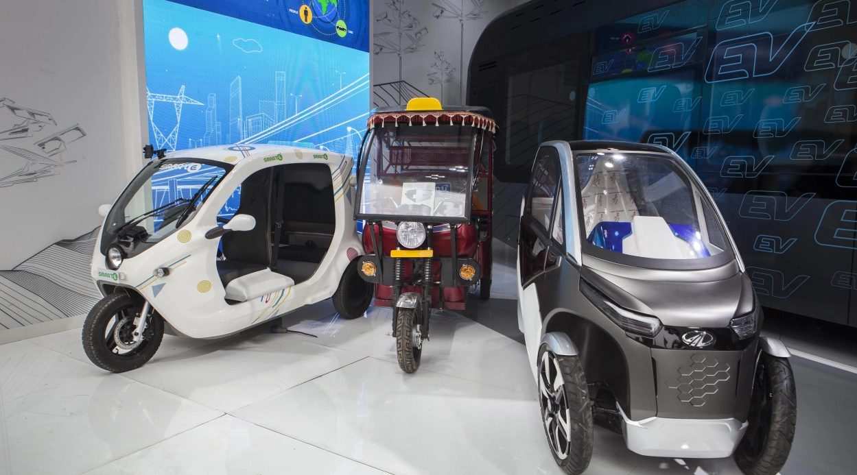 Centre ushers in PLI for auto sector, focus on EVs